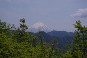 笹子雁ヶ腹摺山